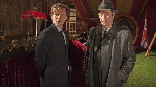 Endeavour, Season 3: Ride (Episode 1) Video Thumbnail