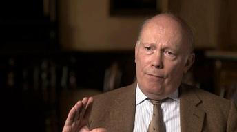 Julian Fellowes on Creating Characters