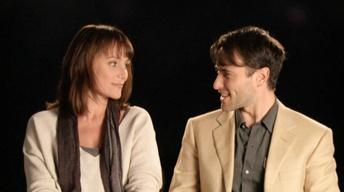 Keeley Hawes and Ed Stopped on Hallam and Agnes in Love