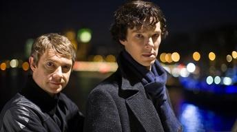 Sherlock, Season 1: The Blind Banker