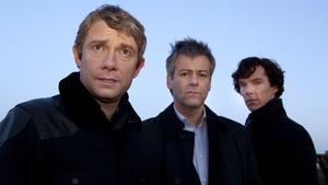 Sherlock, Season 1: The Great Game