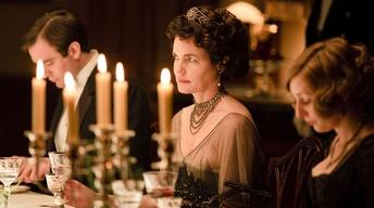 Downton Abbey, Scene from Episode 1