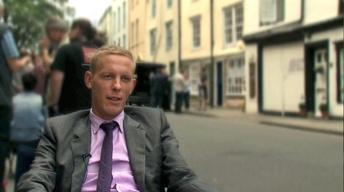Inspector Lewis: Laurence Fox Takes Fan Questions
