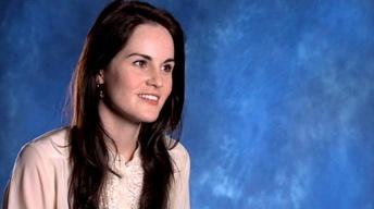 Downton Abbey: Michelle Dockery on Lady Mary