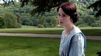 Downton Abbey, Season 2: A Scene from Episode 5