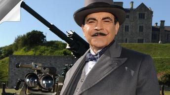 Hercule Poirot: The Clocks Preview