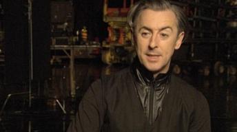 Alan Cumming: More Sherlock or Watson?