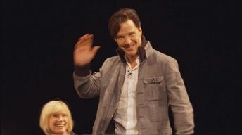 Sherlock 2: Fan Q&A in New York