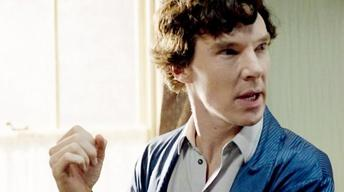 Sherlock Season 2: Benedict Cumberbatch on Playing Sherlock