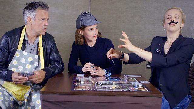 Sherlock, Season 4: Cast Comic-Con Skit