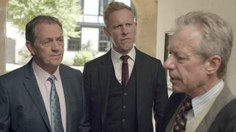 S8 Ep2: Inspector Lewis, Final Season: Episode 2 Scene