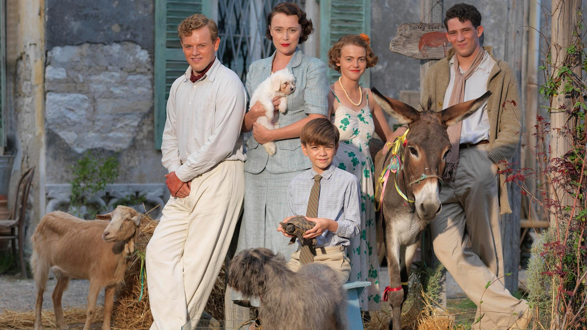 The Durrells in Corfu: Preview
