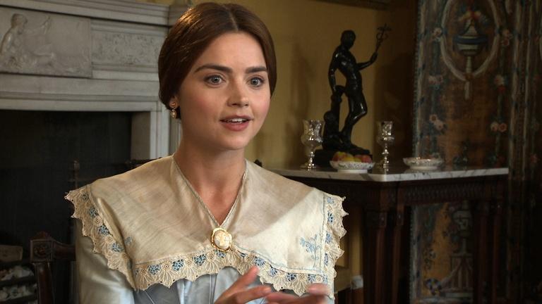 S1: Jenna Coleman is Queen Victoria