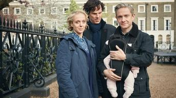 Sherlock, Season 4: The Six Thatchers (Episode 1)