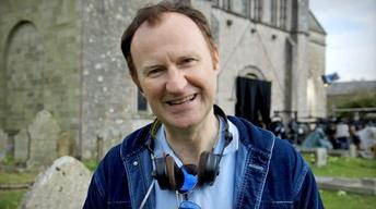 S4 Ep1: Mark Gatiss on Filming Episode 1