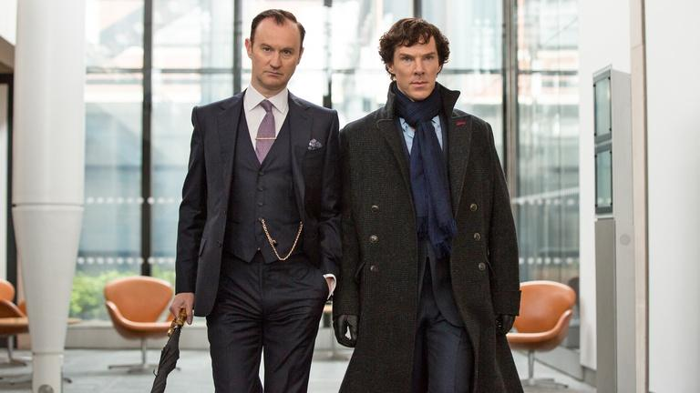 S4: Mycroft and Sherlock's Relationship