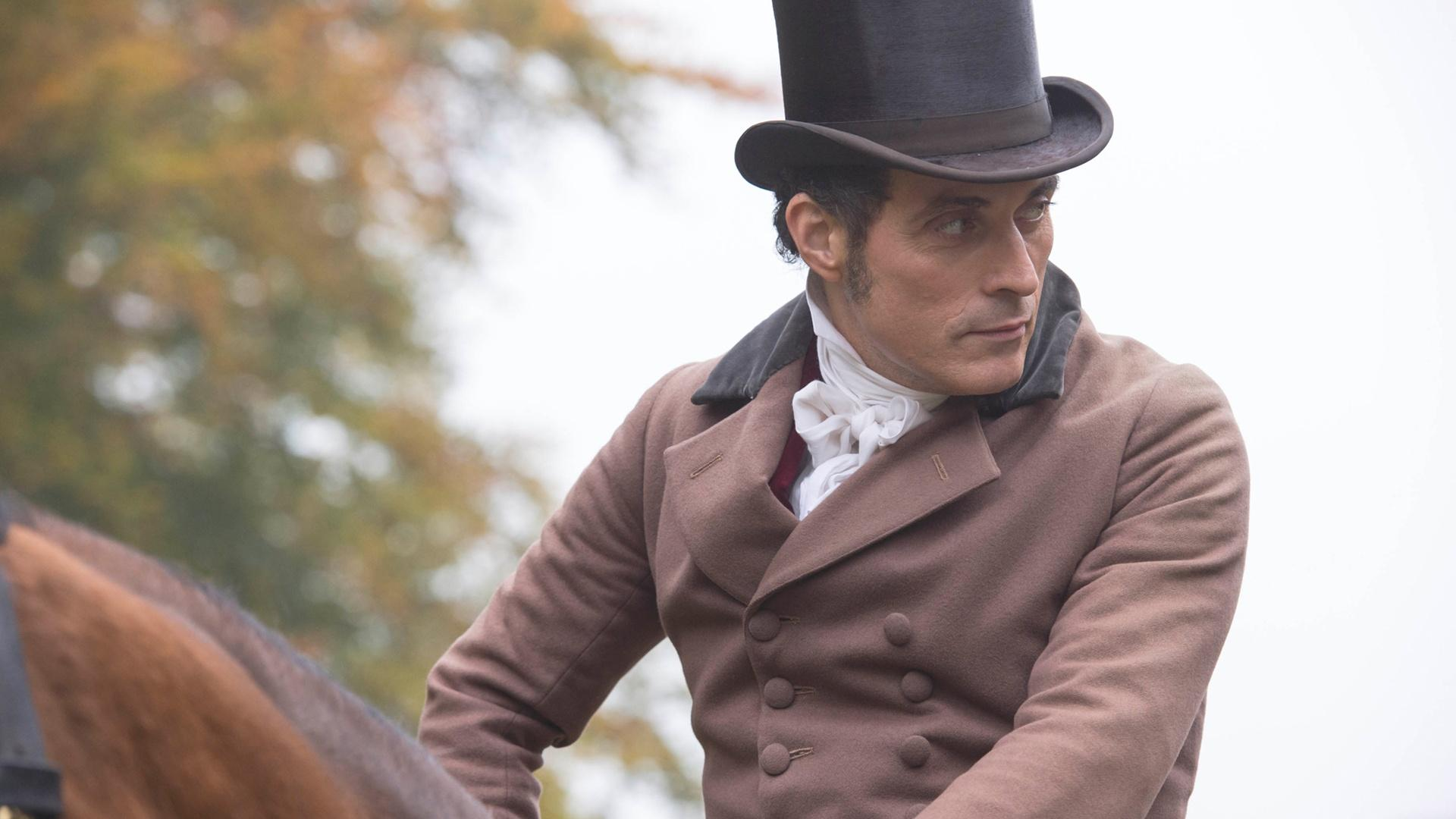 Victoria: Rufus Sewell as Lord Melbourne