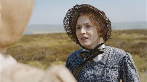 Masterpiece -- To Walk Invisible The Bronte Sisters: Anne & Emily Scene