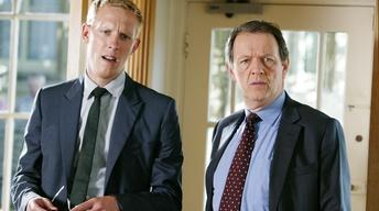 Inspector Lewis: The Indelible Stain