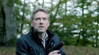 A Scene from Wallander: Before the Frost