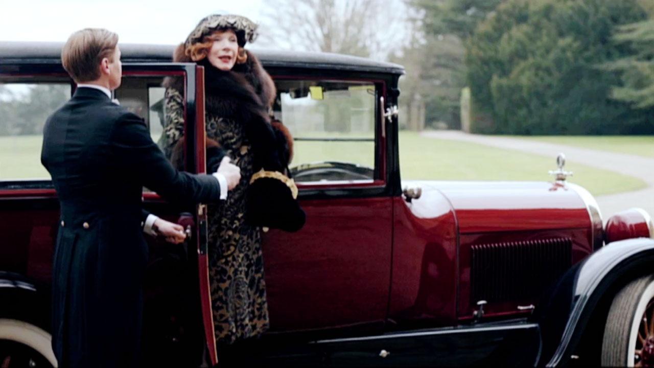 Downton Abbey Season 3 Preview image