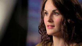 Downton Abbey: Michelle Dockery on Aristocratic Attractions