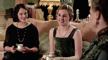 Downton Abbey, Season 3:  A Scene from Episode 2
