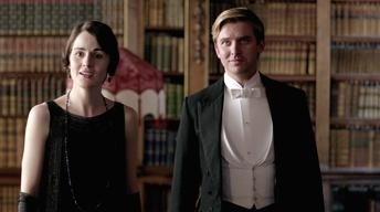 Downton Abbey, Season 3: A Scene from Episode 5