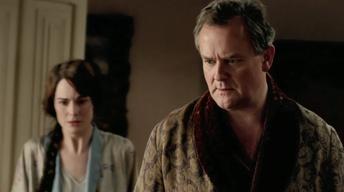 Downton Abbey: The Cast on Season 3 Episode 4