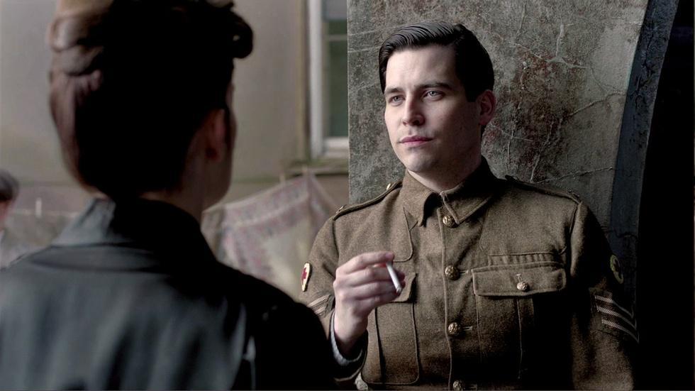 Downton Abbey: Rob James-Collier on Thomas and O'Brien image