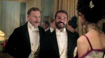 Mr. Selfridge: A Scene from Episode 1