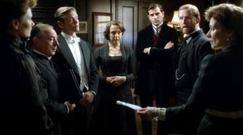 Mr. Selfridge: A Scene from Episode 5