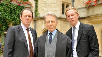Inspector Lewis VI: Intelligent Design
