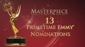 MASTERPIECE Earns 13 2013 Primetime Emmy Nominations