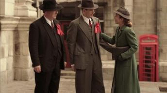 Foyle's War: A Scene from The Cage