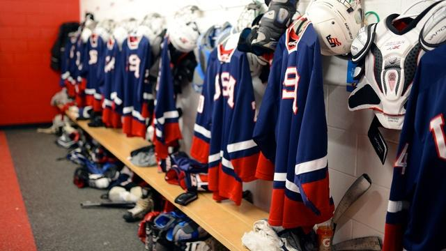 Ice Warriors: USA Sled Hockey - Preview