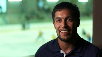 Athlete Interview: Rico Roman on Sled Hockey