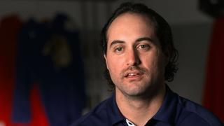 Athlete Interview: Josh Sweeney on Sochi