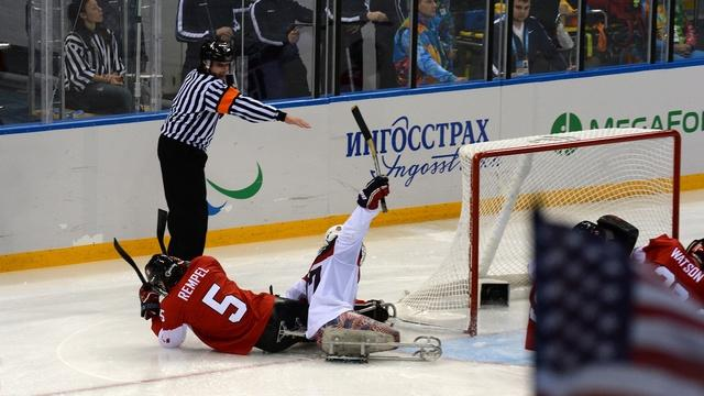 Ice Warriors: Scoring Big in Sochi