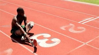 "Blake Leeper:  ""I really wanted to get faster."""