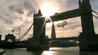 """""""Thank you, London"""""""
