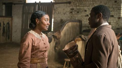 Mercy Street -- S2: Romance on the Horizon
