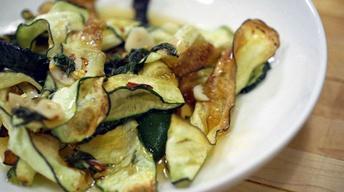 S4: Bonus Scene: Fried Zucchini Agrodolce