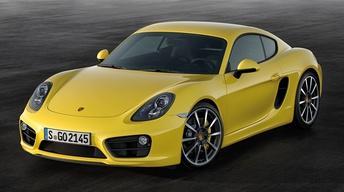 2014 Porsche Cayman S & 2014 Nissan Versa Note