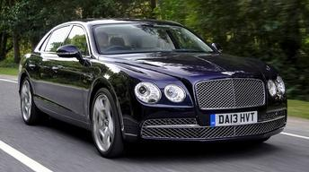 2014 Bentley Flying Spur & 2014 Buick Lacrosse