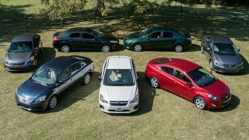 Compact Sedan Challenge & 2013 Chevrolet Sonic RS Video Thumbnail