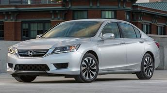 2014 Honda Accord Hybrid & 2014 Mercedes-Benz E250 BlueTEC