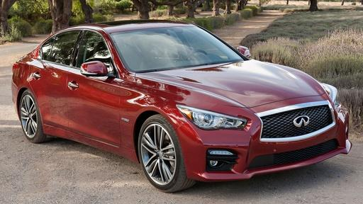 2014 Infiniti Q50 & 2014 Jeep Cherokee Video Thumbnail