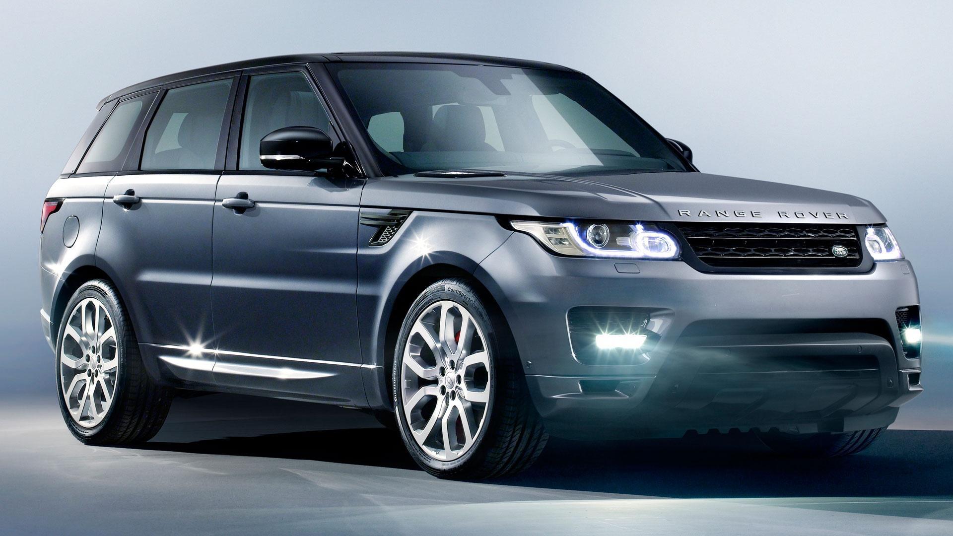 2014 Land Rover Range Rover Sport & 2014 Cadillac CTS image
