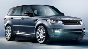 2014 Land Rover Range Rover Sport & 2014 Cadillac CTS image